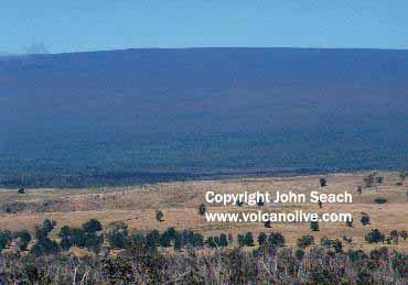 Mauno Loa Volcano Hawaii