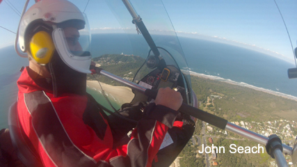 microlight flying australia