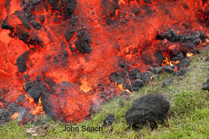 Pacaya Volcano Guatemala John Seach